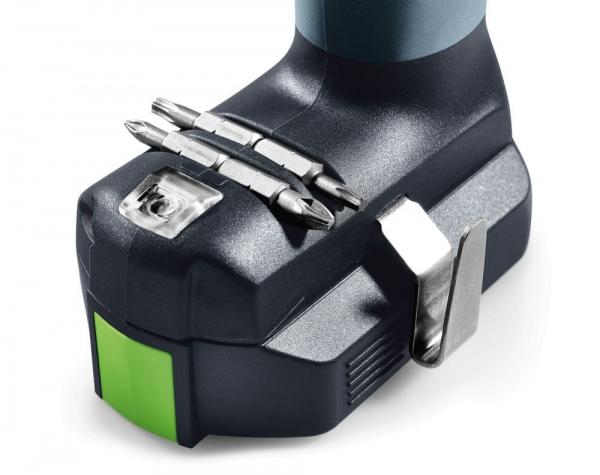 Akumulatorowa wiertarko wkrętarka Festool TXS Li 2,6-Set 576102