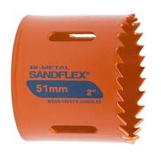 Bahco piła otworowa bimetaliczna SANDFLEX 46mm  /3830-46-VIP/