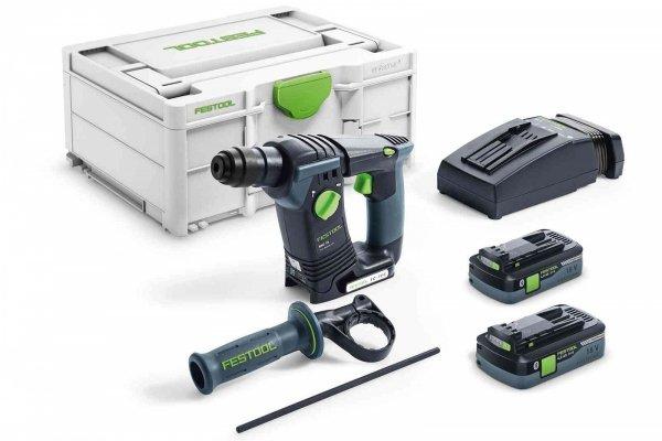 Młotowiertarka akumulatorowa Festool BHC 18 HPC 4,0 I-Plus 576513