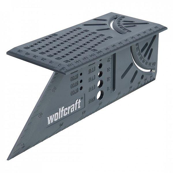Kątownik narożny 3D - Wolfcraft