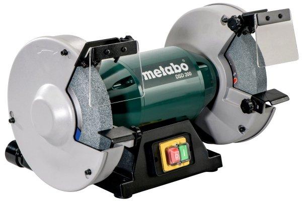 Szlifierka stołowa podwójna Metabo DSD 200 (619201000)
