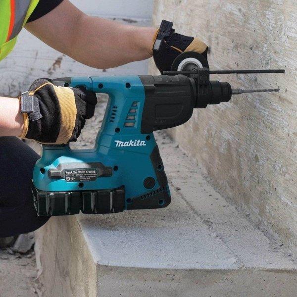 Młotowiertarka akumulatorowa Makita z opcją kucia DHR264Z 2x 18V =36V