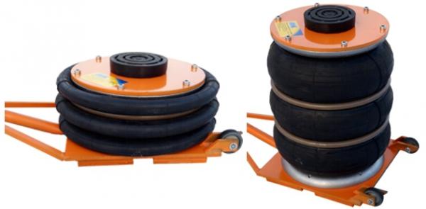 Podnośnik pneumatyczny bałwanek Skamet W-4010