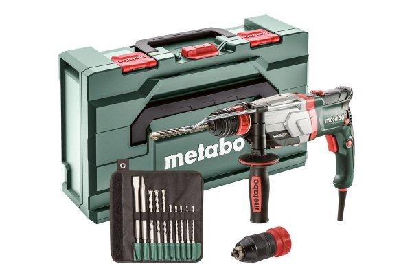 Młotowiertarka Metabo UHEV 2860-2 Quick Set metaBOX 600713510