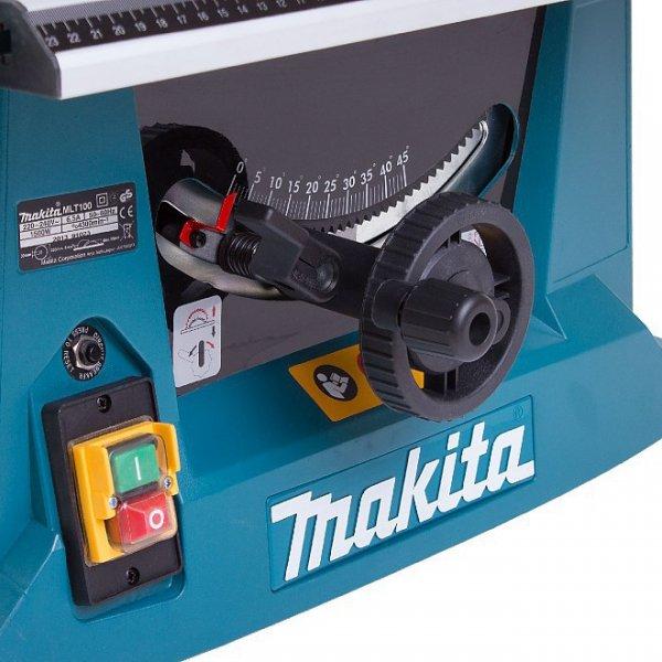 Pilarka stołowa Makita  MLT100N 1500W