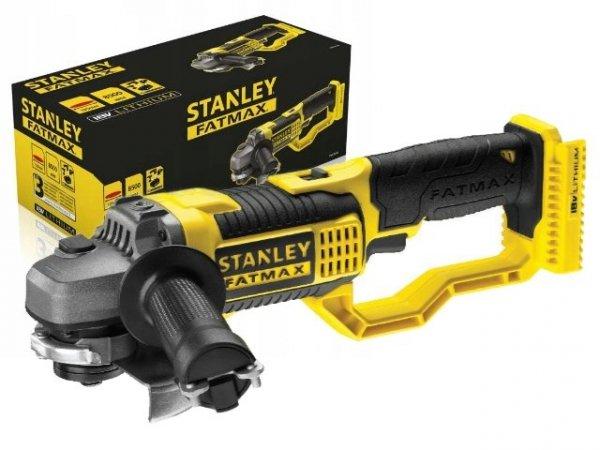 Akumulatorowa szlifierka kątowa Stanley FMC761B 125mm