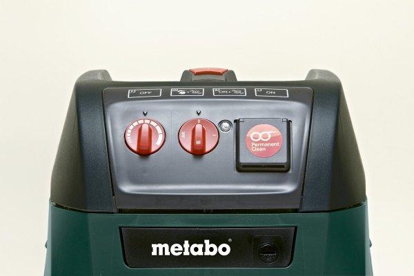 Szlifierka przegubowa Metabo 500 W LSV 5-225 Comfort + Odkurzacz ASR 35 L ACP 690886000