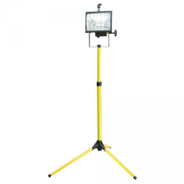 Lampa halogenowa na statywie 500W Mega 66156