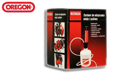 Odsysacz oleju do kosiarki Oleo Mac Makita B&S Oregon Nevada