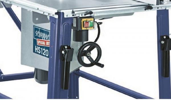 Stołowa pilarka tarczowa SCHEPPACH HS120O 2,2kW 230V
