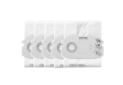 Worki filtrujące Festool SELFCLEAN SC FIS-CT MIDI/5  5szt 498411
