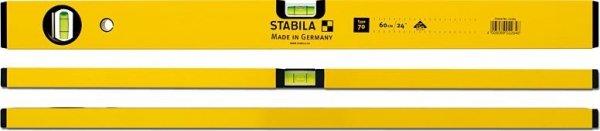 Poziomnica STABILA TYP 70 - 150cm SA02290
