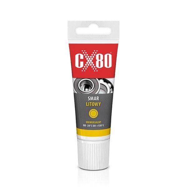 Smar litowy uniwersalny CX80 40g