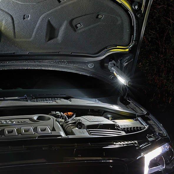 Wielofunkcyjna latarka akumulatorowa 6+1 LED Brennenstuhl 1175450