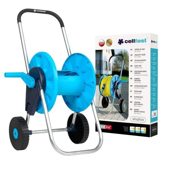 """Wózek na wąż Cellfast  ALUPLUS 1/2"""" 45m 55-250"""