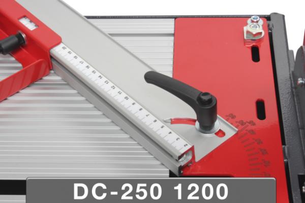 Przecinarka wgłębna elektryczna Rubi DC-250 1200 (54998) CPA 250 + osprzęt