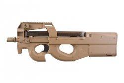 Replika pistoletu maszynowego FN P90 FDE - tan