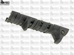 Zestaw paneli ochronnych ze stabilizatorem ręki - Czarny [CS]