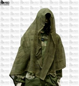 Tactical Army - Szal Sorgo - 120x170 - Olive