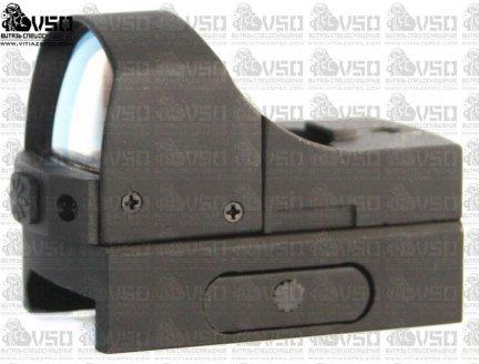 VECTOR SCRD 10A Red Dot SFINX