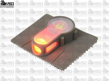 KOMPAKTOWY marker LED Velcro - Foliage (Czerwone Światło) [FMA]