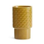Sagaform COFFEE RETRO Kubek 400 ml Żółty