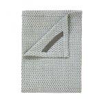 Blomus RIDGE Ścierka - Ręcznik Kuchenny 2 Szt. Lilly White/Agave Green