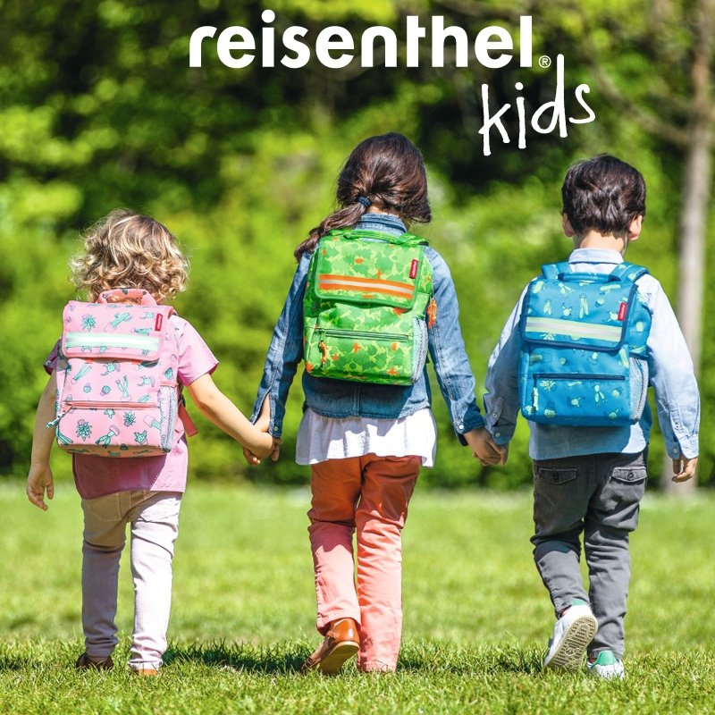 7f5c7ff45a2ad Reisenthel KIDS CACTUS Plecak dla Dzieci Backpack - Niebieski ...
