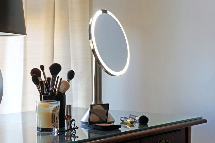 Simple Human Sensor Lustro Kosmetyczne Do Makijażu