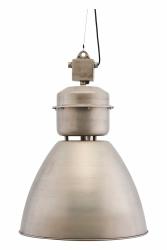House Doctor VOLUMEN Lampa Wisząca 54 cm w Industrialnym Stylu - Gunmetal