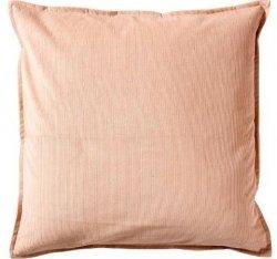 Sodahl CORDUROY Sztruksowa Poduszka Dekoracyjna z Obszyciem 50x50 cm Nude Różowa