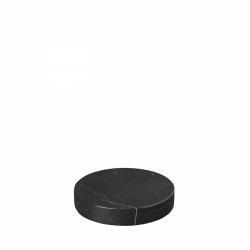 Blomus PESA Taca - Podstawka Marmurowa 11 cm Czarny Marmur