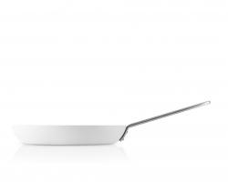 Eva Solo TRIO WHITE LINE Patelnia z Powłoką Nieprzywierającą 28 cm Biała
