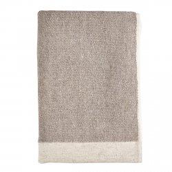 ZONE Denmark INU SPA Ręcznik Bawełniano-Lniany 70x140 cm Naturalny