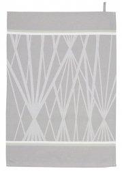 SÖDAHL - DIAMOND GRID Ręcznik Kuchenny 50x70 cm Nature - Beżowy