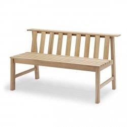 Skagerak PLANK Ławka Ogrodowa z Drewna Tekowego