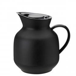 Stelton AMPHORA Termos do Herbaty 1 l Czarny