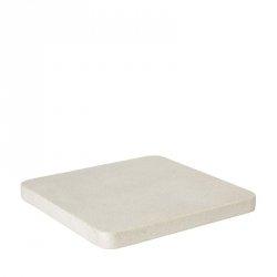 Blomus OMEO Kamienna Deska 20x20 cm Sandstone