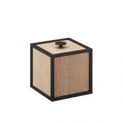 by Lassen FRAME 10 Pudełko do Przechowywania - Dąb Naturalny