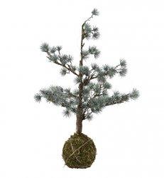 House Doctor CHRISTMAS Choinka - Sztuczne Drzewko Świąteczne z Lampkami LED - 50 cm