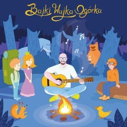 Przemo Urbaniak - Bajki Wujka Ogórka - Płyta CD z Piosenkami dla Dzieci