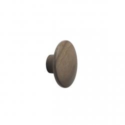 Muuto DOTS Wieszak Drewniany XS - 6.5 cm Orzech