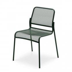 Skagerak MIRA Krzesło Ogrodowe - Ciemnozielone
