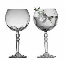 Lyngby Glass ALKEMIST Kryształowe Kieliszki Gin & Tonic 570 ml 2 Szt.