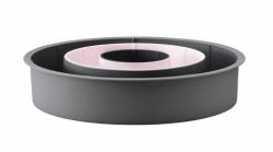 RIG-TIG by Stelton - Okrągła Forma Silikonowa do Ciasta 3 Szt. - Trzyczęściowa