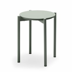 Skagerak PICNIC Stołek Aluminiowy - Szary