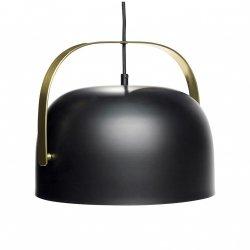 Hübsch NORDIC Lampa Wisząca - Czarna