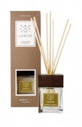Lacrosse Dyfuzor Zapachowy z Patyczkami - Drzewo Sandałowe i Bergamotka 200 ml