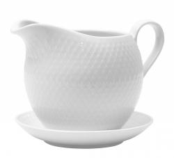 Lyngby Porcelain RHOMBE Sosjerka ze Spodkiem