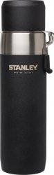 Stanley MASTER Stalowa Butelka Termiczna do Wody 0,65 l Czarna